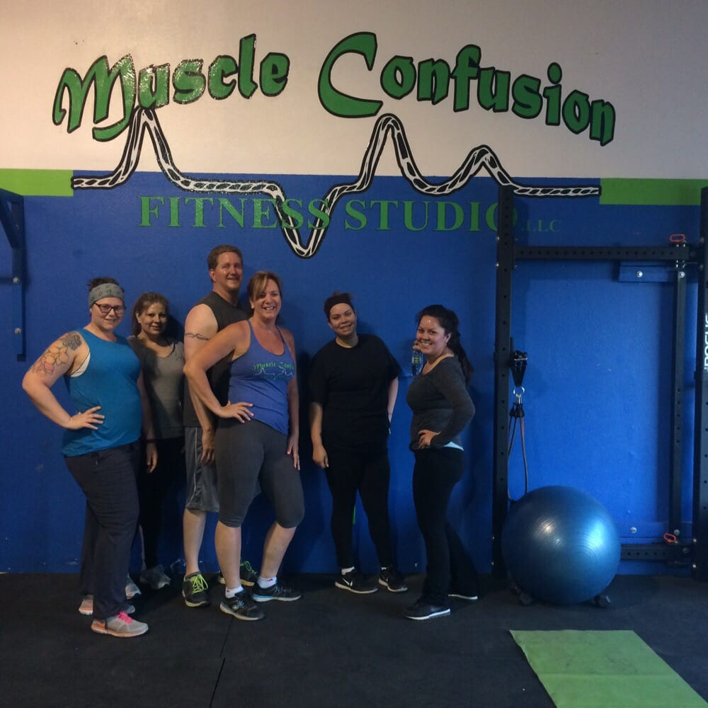 Fitness Confusion: All Smiles After A Killer Morning Workout