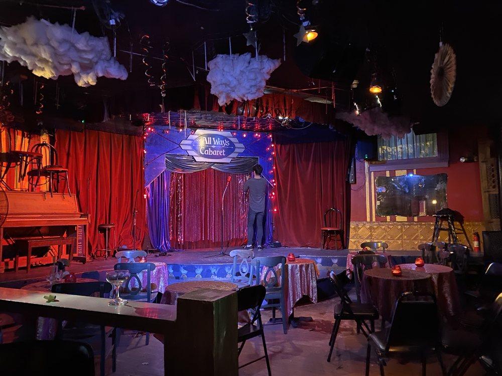 The AllWays Lounge & Cabaret: 2240 Saint Claude Ave, New Orleans, LA