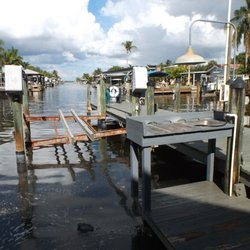 Photo Of Dolphin Inn Fort Myers Beach Fl United States Dock