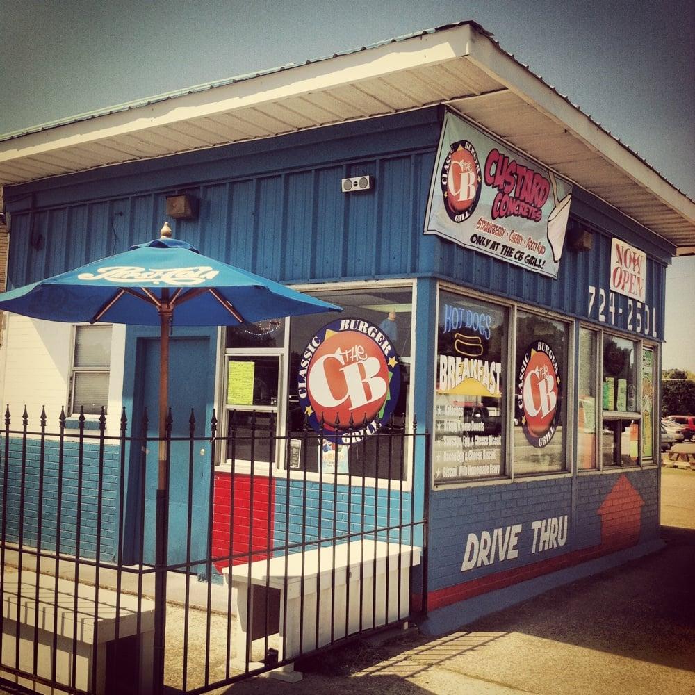 The Classic Burger Grill: 129 Hwy 167 N, Bald Knob, AR