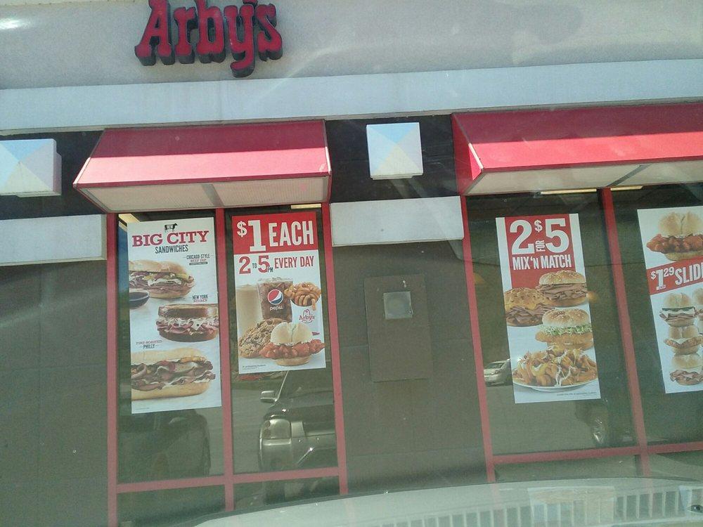 Arby's: 1766 Highway 119 N, Whitesburg, KY