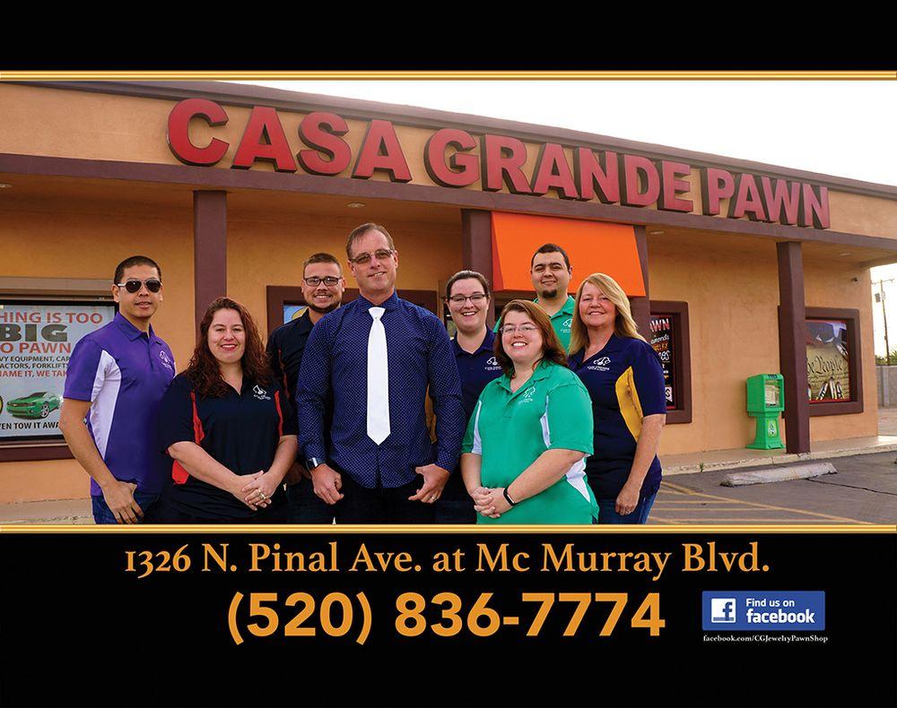 Casa Grande Jewelry & Pawn: 1326 N Pinal Ave And Mcmurray Blvd, Casa Grande, AZ