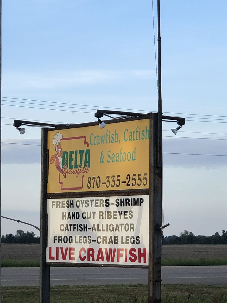 Food from Delta Crawfish Farms & Market