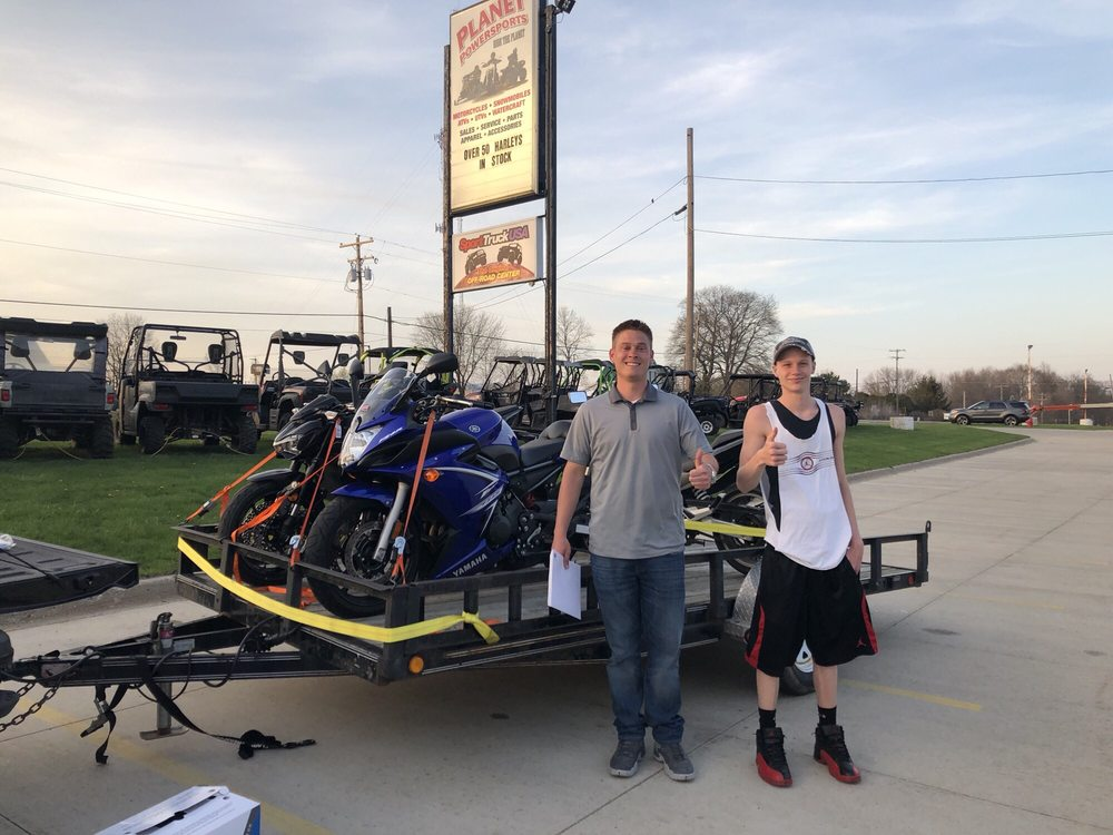 Planet Powersports - 17 Photos - Motorcycle Dealers - 647 E