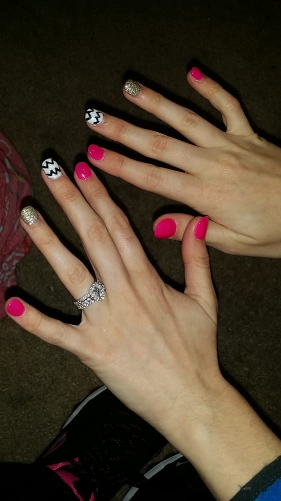 Photo Of Queen Nails And Spa Raleigh Nc United States Acrylic Nail