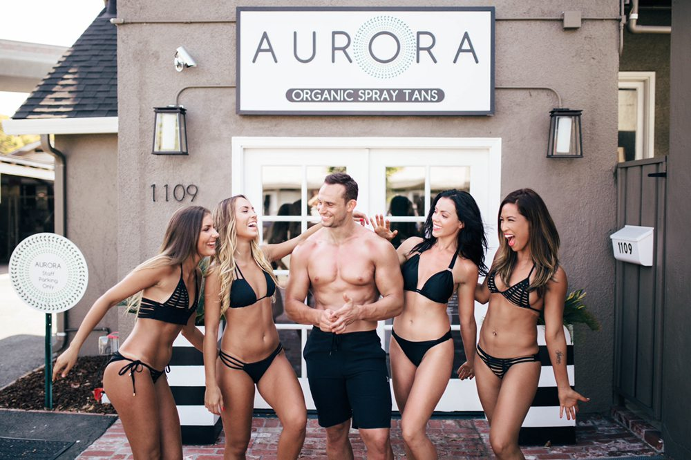 Aurora Organic Spray Tans: 1109 Bont Ln, Walnut Creek, CA