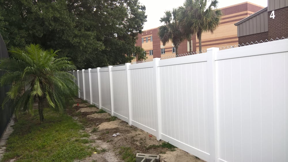 Photos For Florida Fence Outlet Yelp