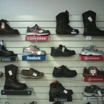 Safety Shoe Store Spring Tx