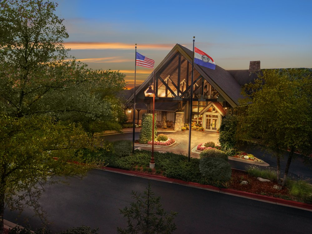 Marriott's Willow Ridge Lodge: 2929 Green Mountain Dr, Branson, MO