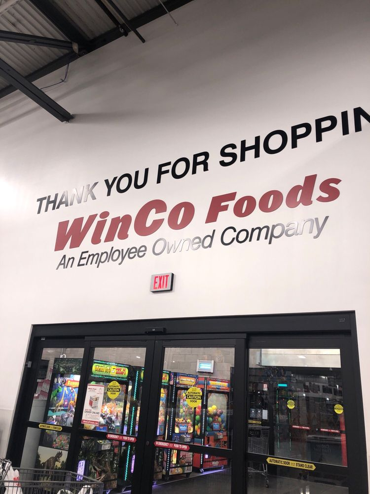 Winco Christmas Eve Hours.Winco Foods 34 Photos 58 Reviews Grocery 16925 W Bell Rd