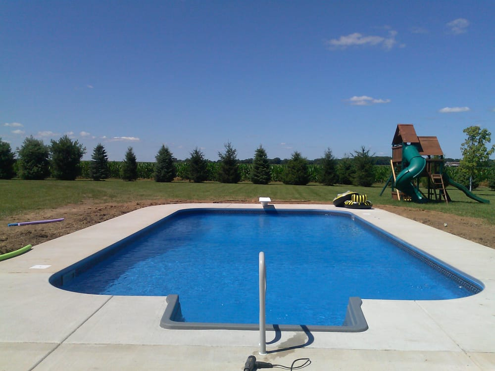 Oasis Inground Pools Swimming Pools 602a East Walnut Chatham Il United States Phone