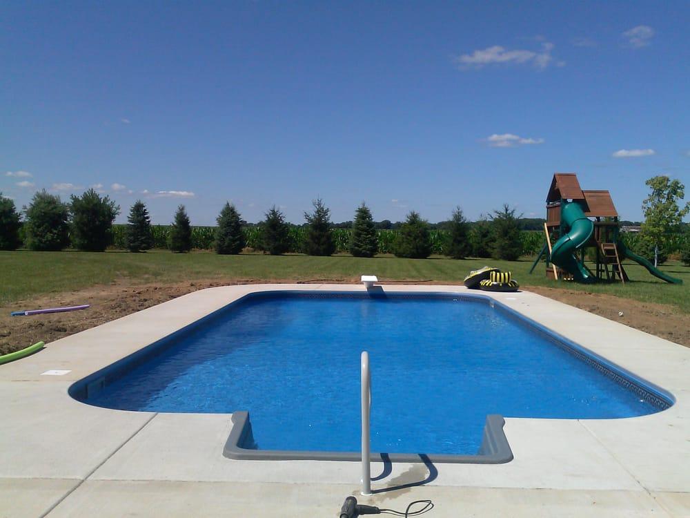 Oasis Inground Pools Swimming Pools 602a East Walnut Chatham Il United States Phone