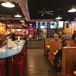 Photo Of Fuzzy S Taco Norman Ok United States Awesome Interior