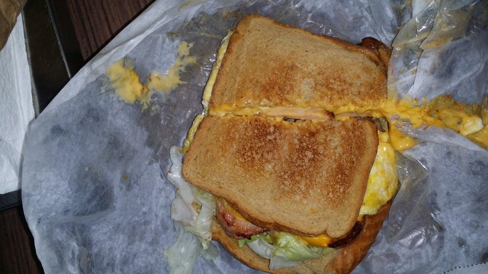Ham Shop Cafe: 330 Monroe St, Detroit, MI