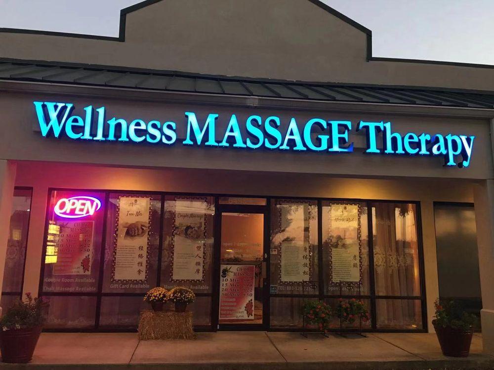 Wellness Massage Therapy: 5495 Sunset Blvd, Lexington, SC