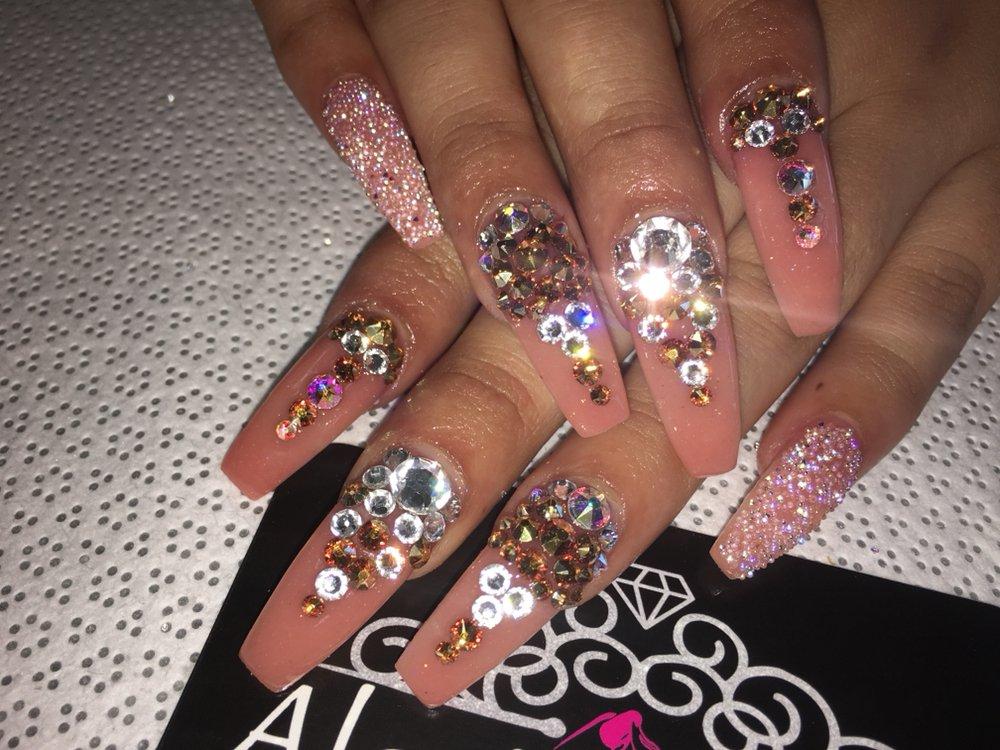 Alexia\'s Nails And Spa - 22 Photos - Nail Salons - 13671 Garfield ...