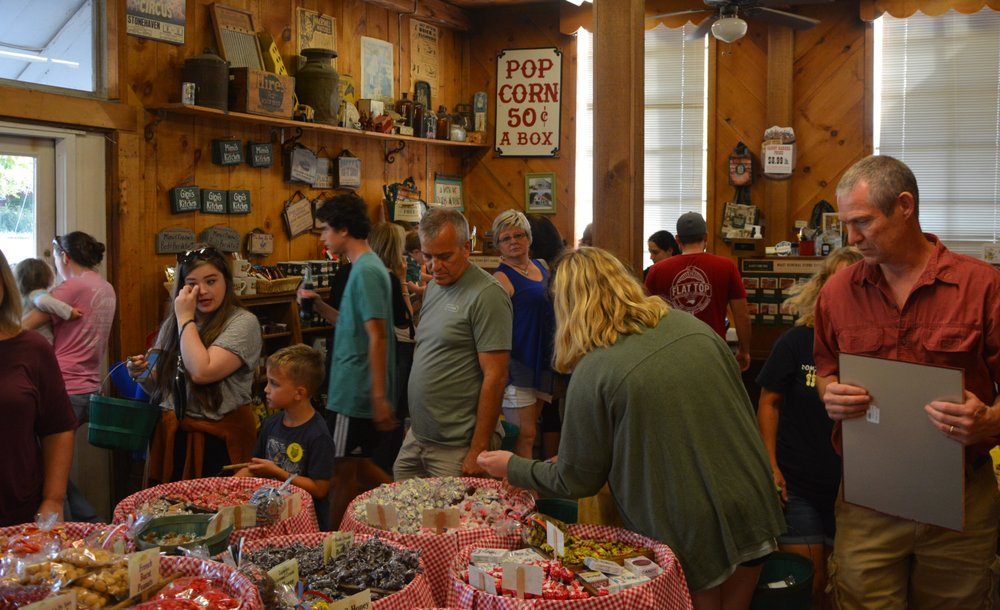 The Mast General Store: Highway 194, Valle Crucis, NC
