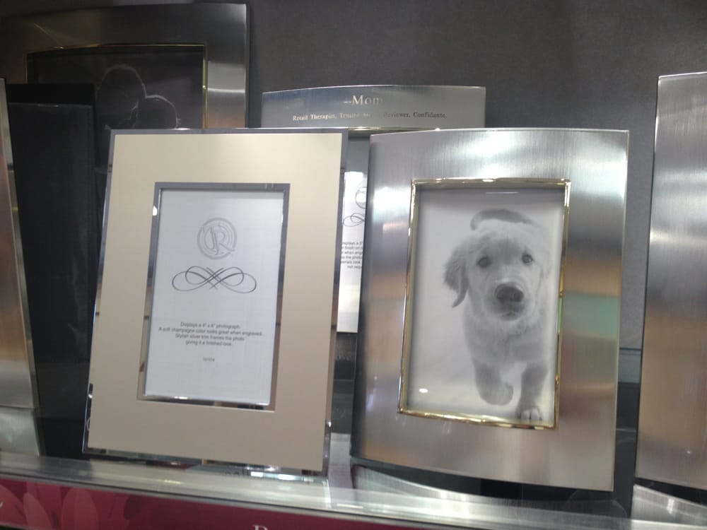 Engravable Frames Yelp