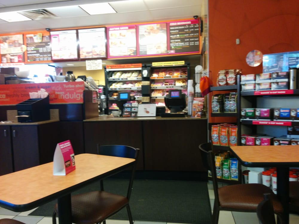 Dunkin' Donuts: 167 Daniel Shays Hwy, Orange, MA