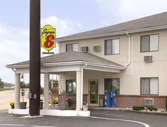 Super 8 by Wyndham Poplar Bluff Missouri