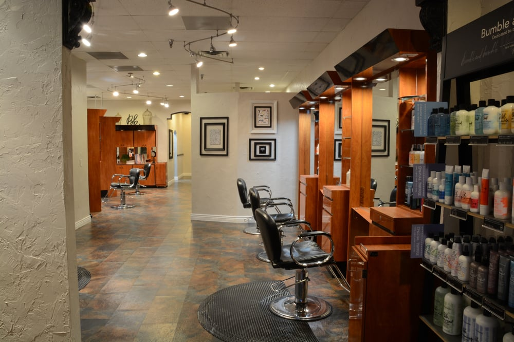 Bel ami salon 22 photos 10 reviews hairdressers for Accentric salon oakridge