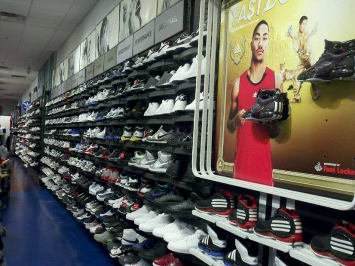 Top Shoe Stores Near Me