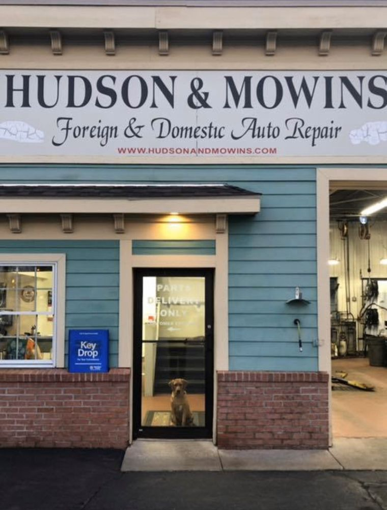 Hudson & Mowins: 62 E Genesee St, Baldwinsville, NY
