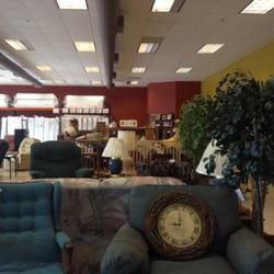 Charming Photo Of Bethesda Thrift Store   Appleton, WI, United States. Furniture  Section.
