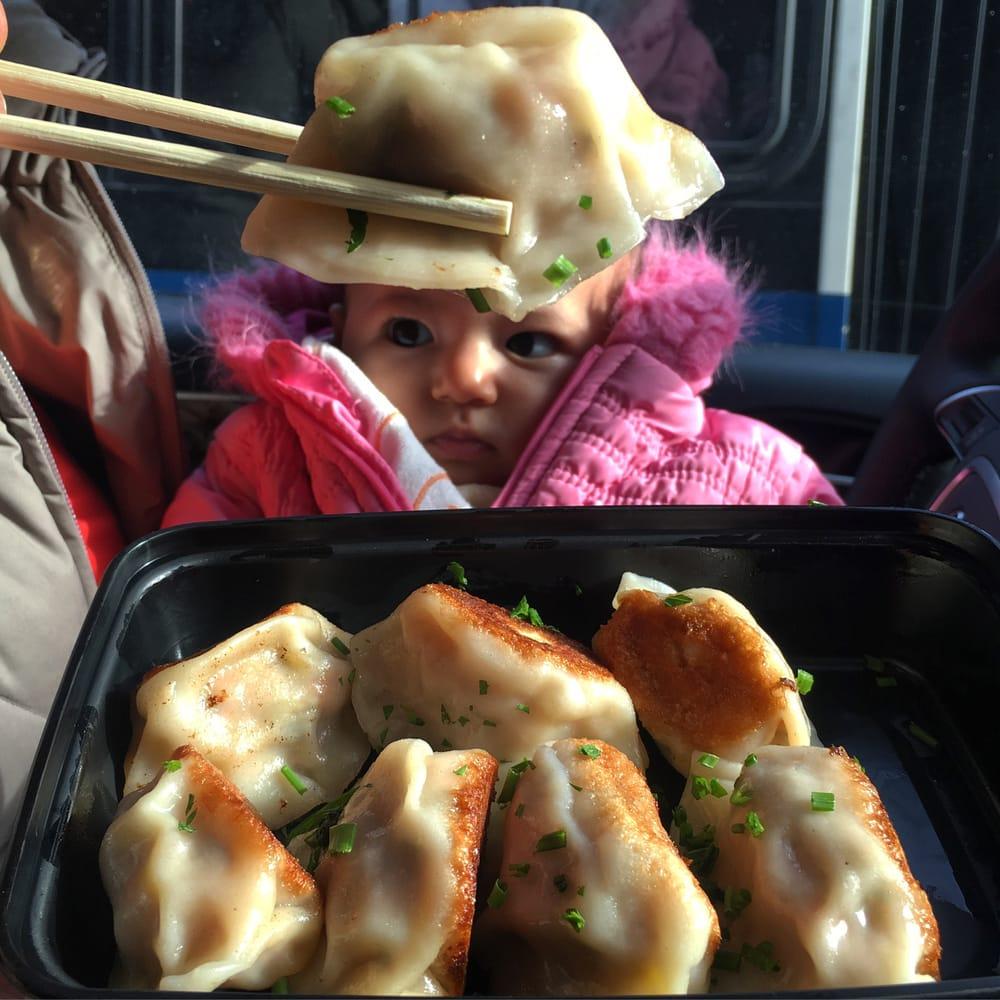 Chicken Pot Pie Dumplings