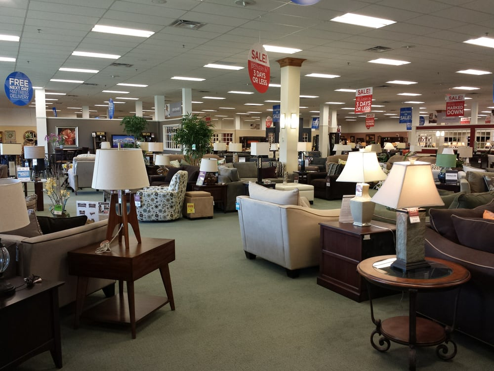 Raymour & Flanigan Furniture is listed under the Latham Furniture Stores category and is located in New Loudon Road Suite 3, Latham, NY. It can be reached at phone number ()