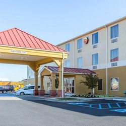 Photo Of Comfort Inn Frederick Md United States