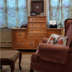 Photo Of Plain And Simple Amish Furniture Evanston Il United States Dresser