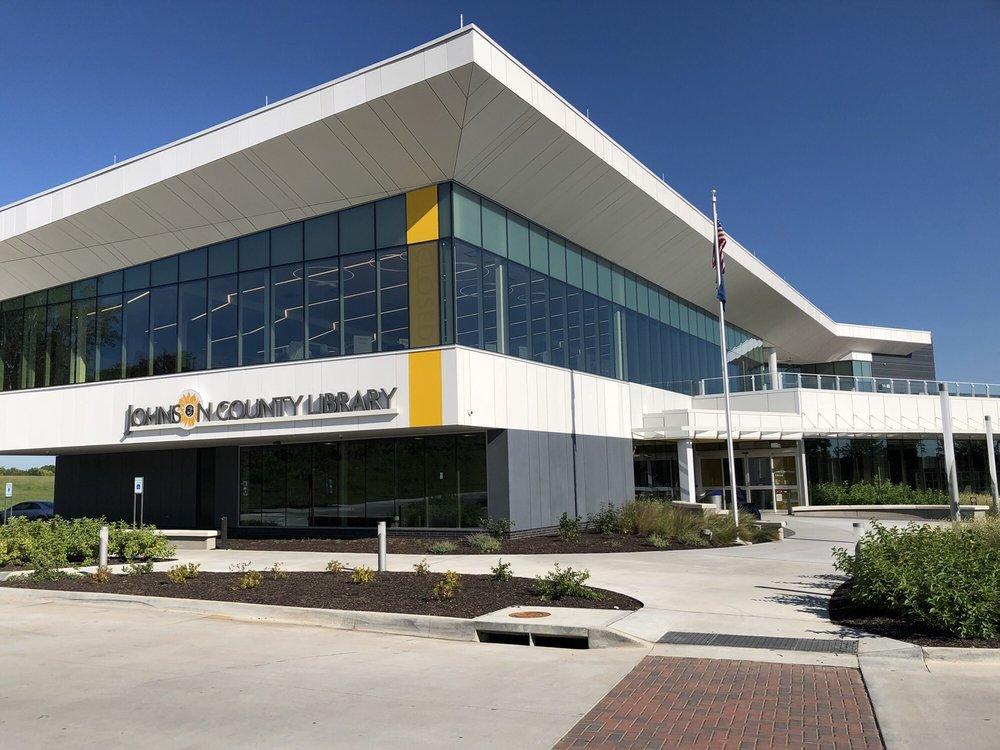 Johnson County Library - Monticello: 22435 W 66th St, Shawnee, KS