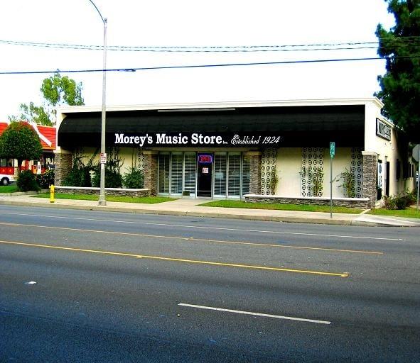 Morey's Music Store