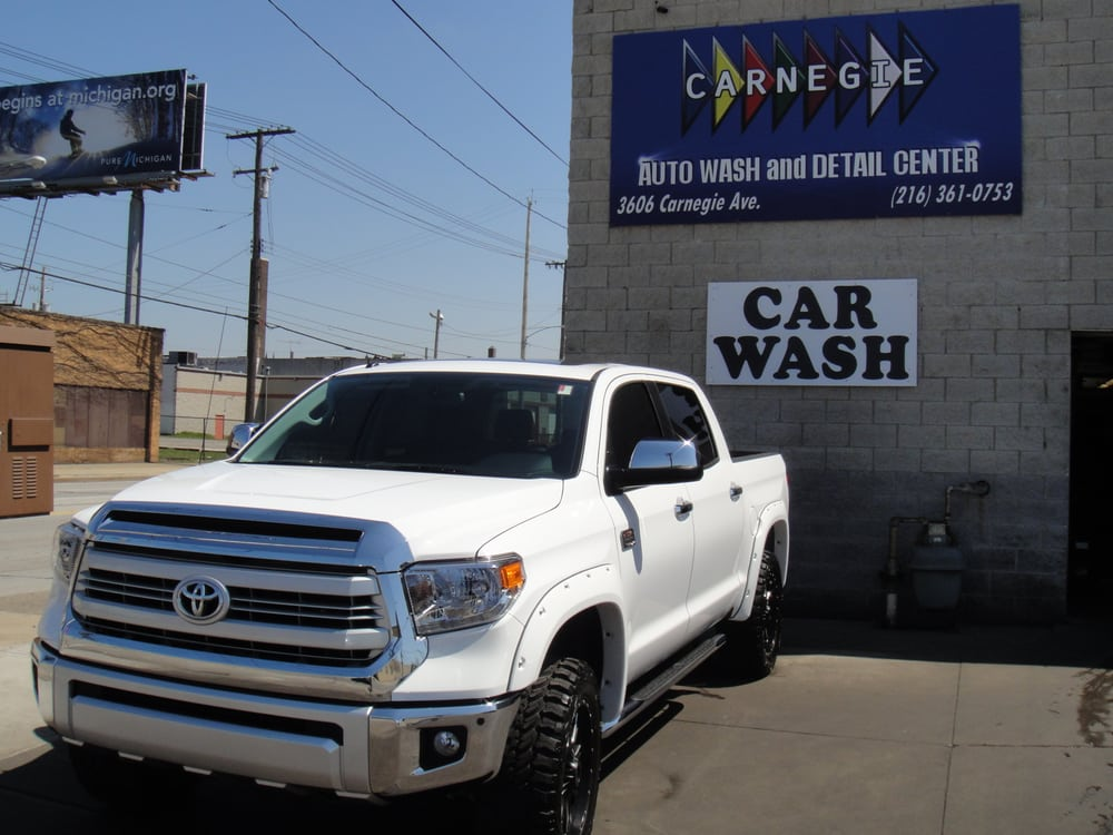 Carnegie Auto Wash & Detail Center