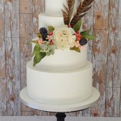 Photo Of Krumblies Wedding Cakes