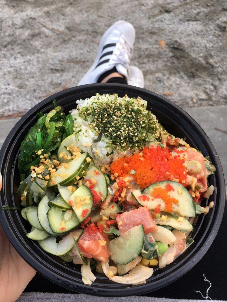 Ww Sushi Bowl