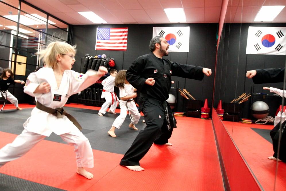 TopKick Martial Arts: 45999 Regal Plz, Potomac Falls, VA