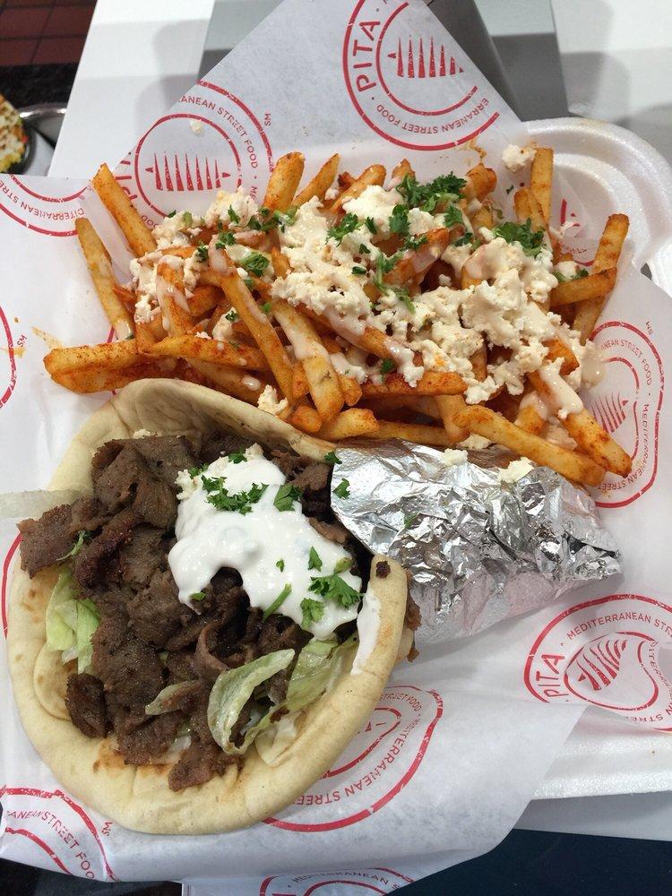 Pita Mediterranean Street Food-Sharpsburg: 3150 Georgia Hwy 34, Newnan, GA
