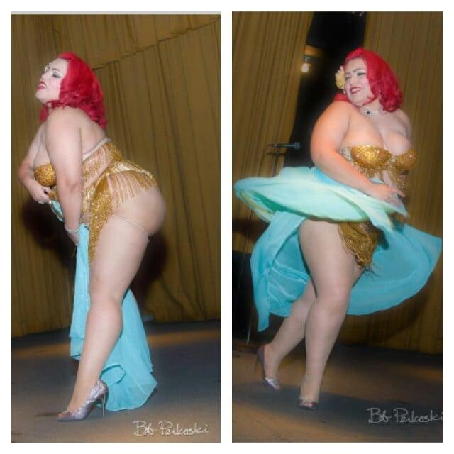LeFemme Mystique Burlesque