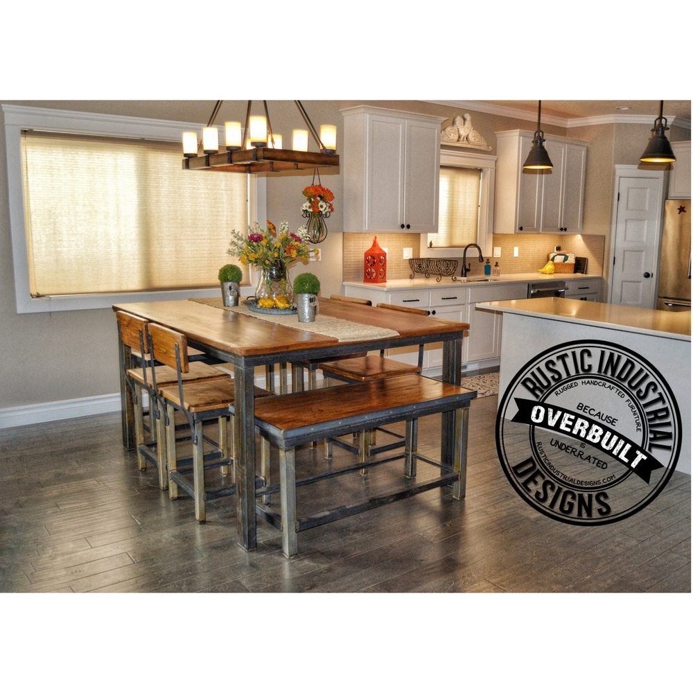 Rustic Industrial Designs: 2900 N Government Way, Coeur d'Alene, ID
