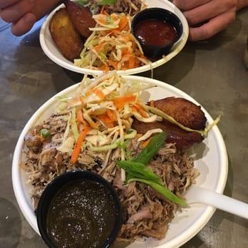 Pimento Jamaican Kitchen Order Food line 82 s