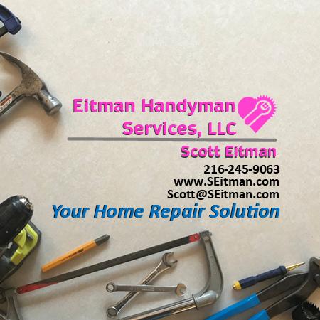 Eitman Handyman Services: Beachwood, OH