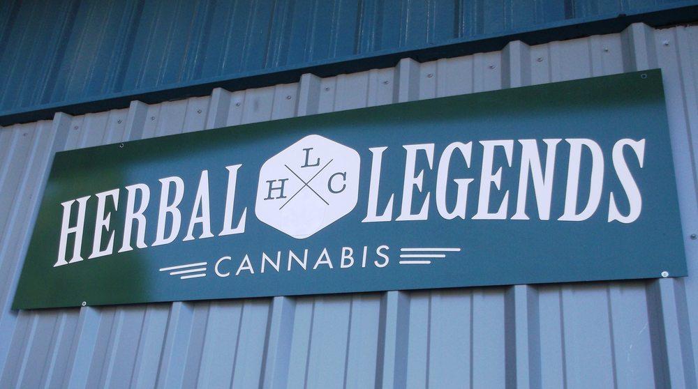 Herbal Legends Cannabis: 2714 Henson Rd, Mount Vernon, WA
