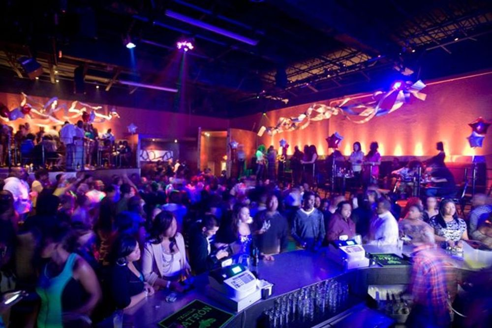 Club Sway: 412 Louisiana St, Little Rock, AR