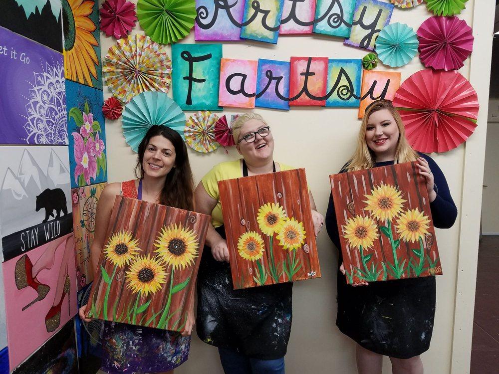 The Artsy Fartsy Studio: 316 Main St, Yuma, AZ