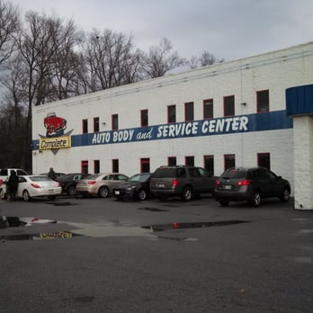 Complete Auto Body & Service Center - 20 Reviews - Body