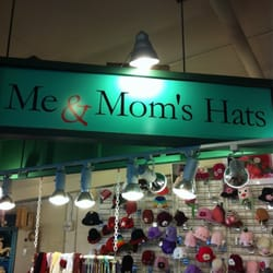 Me   Mom s the Little Hat Shop - Accessories - Pike Place Market ... 59d2aad5bec0