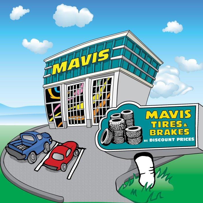 Mavis Tires & Brakes: 190 Sparta Rd, North Wilkesboro, NC