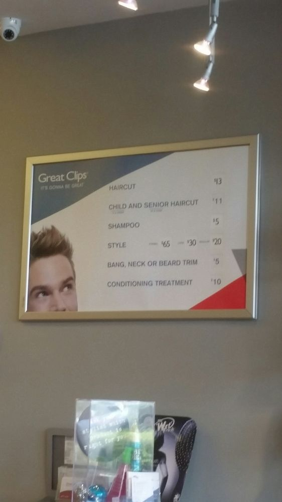 Great Clips Hair Salons 9360 Sw 56th St Miami Fl Phone